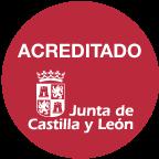Acreditado por la Comunidad de Castilla y León