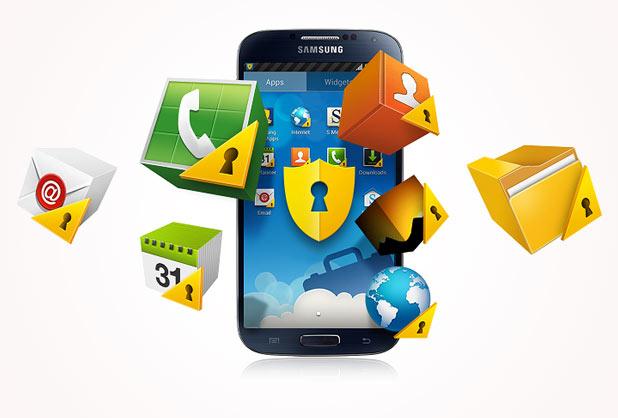 Resultado de imagen para seguridad en smartphones
